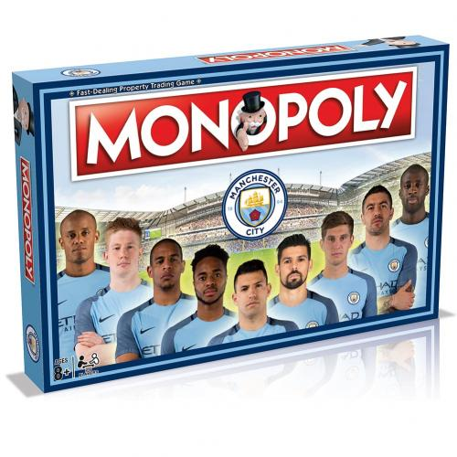 Spielzeug Manchester City FC 245072