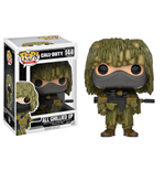 Call of Duty POP! Games Vinyl Figur All Ghillied Up 9 cm