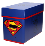 DC Comics Archivierungsbox Superman 40 x 21 x 30 cm