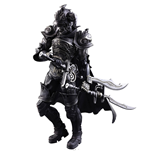 Final Fantasy XII Play Arts Kai Actionfigur Gabranth 28 cm