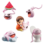 Digimon Adventure Coro-Colle! Sammelfiguren 5er-Pack Coro-Colle! 6 cm