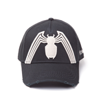 Kappe Marvel - Spiderman Venom Logo regulierbar