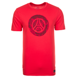 T-Shirt Paris Saint-Germain 2016-2017 (Rot)