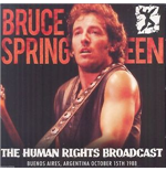 Vinyl Bruce Springsteen - Human Rights Broadcast - Buenos Aires 1988 (2 Lp)
