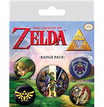 Brosche The Legend of Zelda 246167