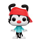 Animaniacs POP! Animation Vinyl Figur Wakko 9 cm