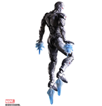 Marvel Comics Variant Play Arts Kai Actionfigur Iron Man Limited Color Ver. heo EU Exclusive 27 cm