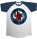 T-Shirt The Who Vintage Target