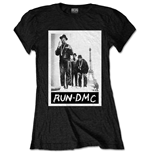 Run DMC  T-Shirt für Frauen - Design: Paris Photo