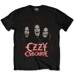 T-Shirt Ozzy Osbourne Crows & Bars