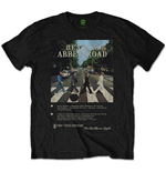 T-Shirt Beatles:  Abbey Road 8 Track