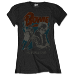 T-Shirt David Bowie 1972 World Tour