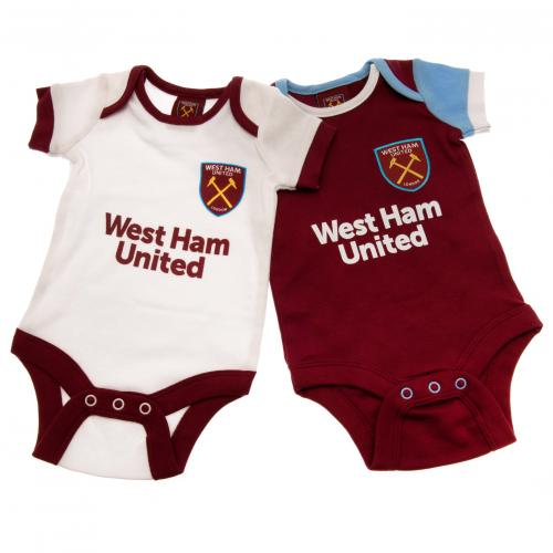 Strampelanzug West Ham United 246566