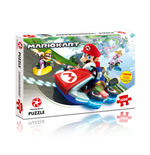 Mario Kart Puzzle Funracer
