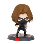 Captain America Civil War Wackelkopf-Figur Winter Soldier 13 cm