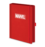 Marvel Comics Premium Notizbuch A5 Logo