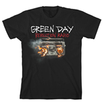 T-Shirt Green Day 246916