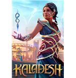 Magic the Gathering Kaladesh Planeswalker Decks Display (6) italienisch