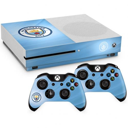 Schutzfolie Skin Manchester City FC  X Box One