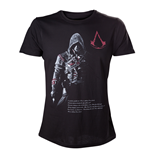T-Shirt Assassins Creed  rogue - Shay Patrick Cormac
