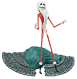 Nightmare before Christmas Select Actionfigur Serie 2 Santa Jack 18 cm