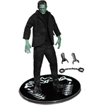 Universal Monsters Actionfigur 1/12 Frankenstein Color Ver. Previews Exclusive 15 cm