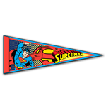 Wimpel Superman - Pennant