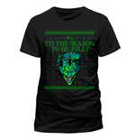 T-Shirt Joker - T'IS The Season - Unisex in schwarz