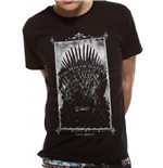 T-Shirt Game of Thrones - Win Or Die - Unisex in schwarz