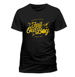 T-Shirt Fall Out Boy - Bomb - unisex in schwarz