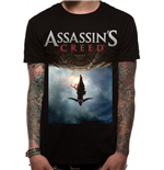 T-Shirt Assassins Creed  - Poster - unisex in schwarz