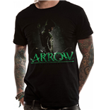 T-Shirt Arrow TV - Logo - Unisex in schwarz