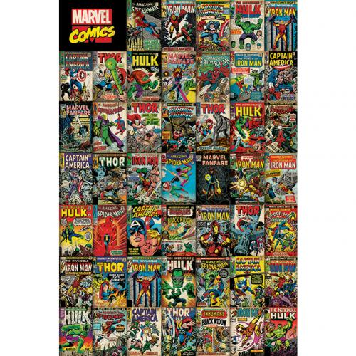 Poster Marvel Superheroes 247778