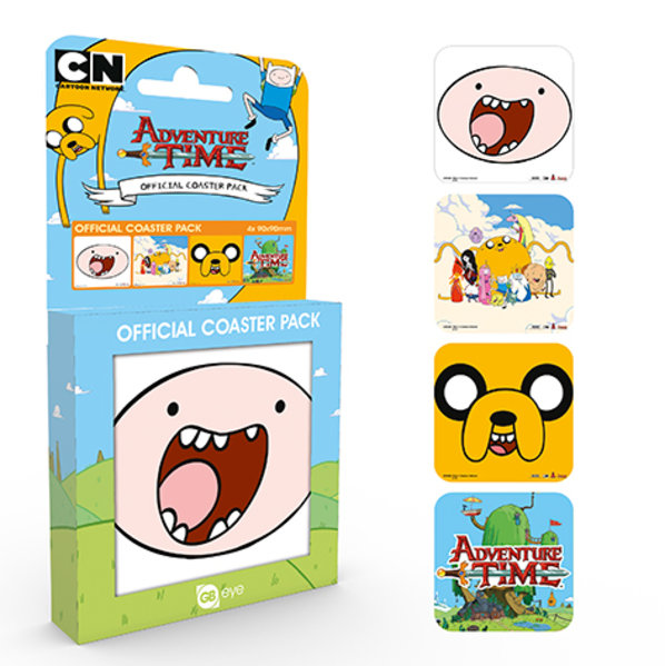 Untersetzer Adventure Time 248176