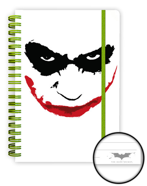 Notizbuch Batman 248216