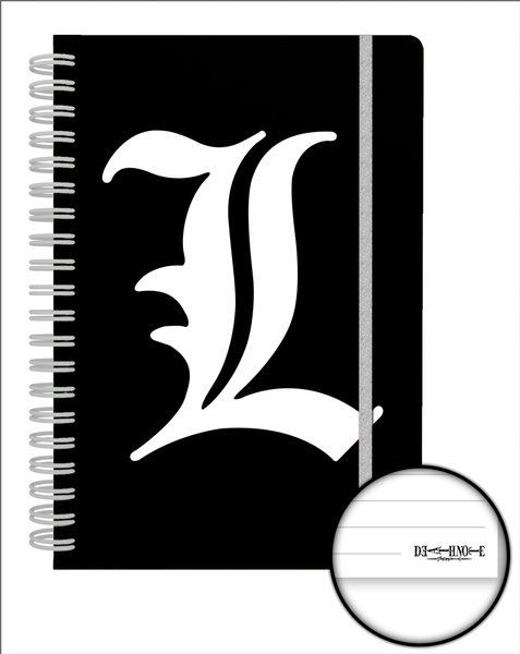 Notizbuch Death Note A5