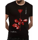 T-Shirt Depeche Mode - Violator - Unisex in schwarz