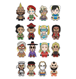 Street Fighter V Vinyl Minifiguren 8 cm Display (20)