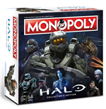 Halo Brettspiel Monopoly *Deutsche Version*