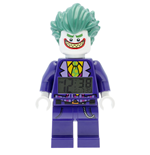 The LEGO Batman Movie Wecker The Joker