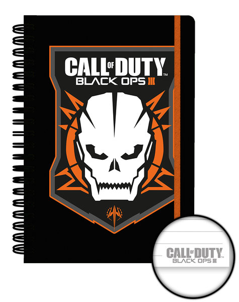 Notizbuch Call Of Duty  249124