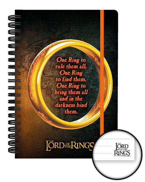 Notizbuch The Lord of the Ring 249148