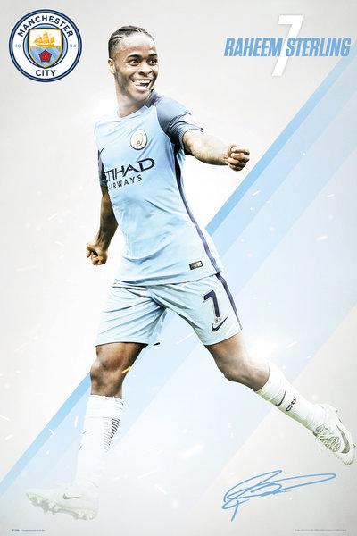 Poster Manchester City FC 249178