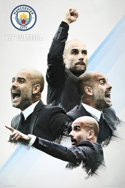 Poster Manchester City FC 249181