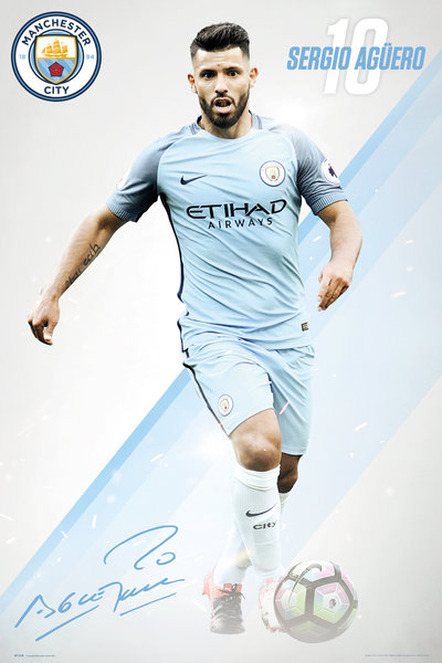 Poster Manchester City FC 249183