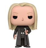 Harry Potter POP! Movies Vinyl Figur Lucius Malfoy 9 cm