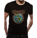T-Shirt Foo Fighters  249581