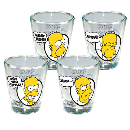 Glas Die Simpsons