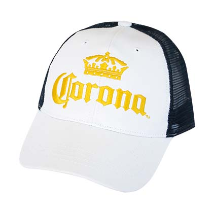 Kappe Coronita White Trucker