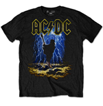 T-Shirt AC/DC - Highway To Hell Special Edition in schwarz